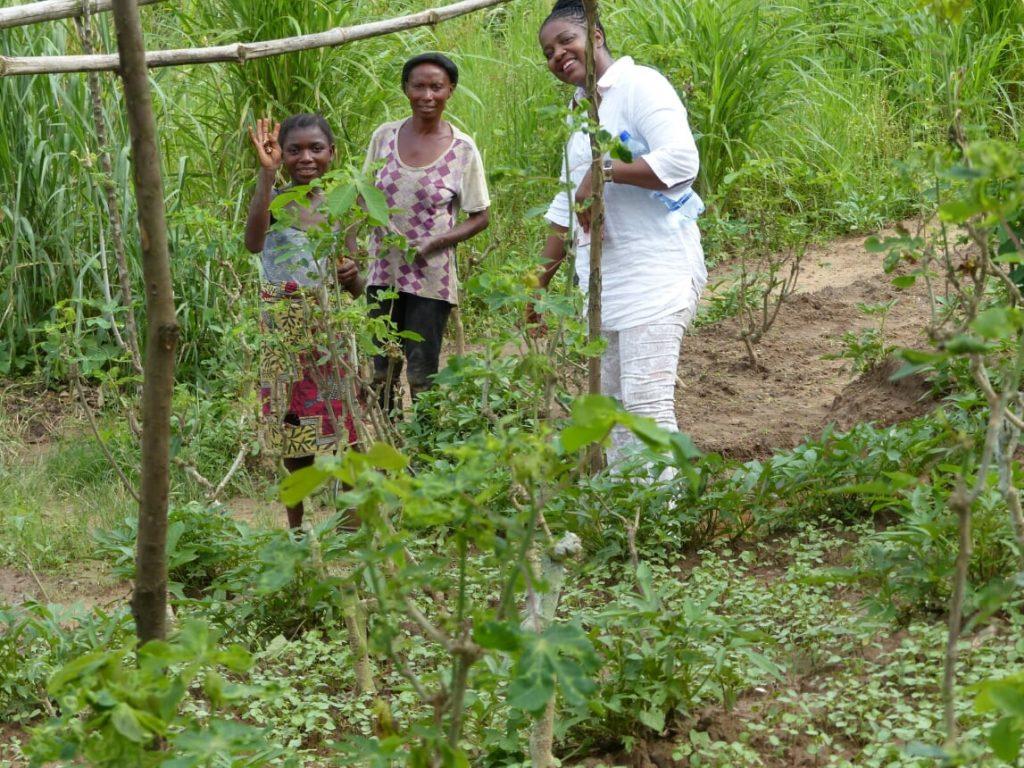 Mwasi Makasi projecten Congo